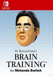 Dr Kawashima's Brain Training - Nintendo