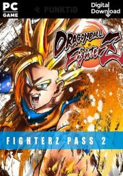 Dragon Ball FighterZ - Fighter Z Pass 2 DLC (PC)