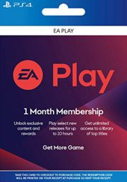EA Play 1 Month Subscription [PS4 USA]