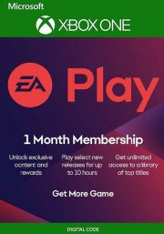 EA Play: 1 Month Subscription