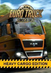 Euro Truck Simulator 2 - Heavy Cargo Edition (PC)