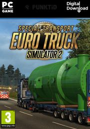 Euro Truck Simulator 2 - Special Transport DLC (PC)