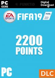 FIFA 19 (PC) 2200 FUT Points