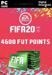 FIFA 20 - 4600 FUT Points (PC)