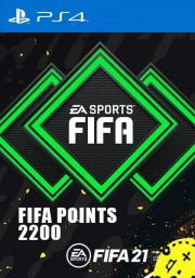 FIFA 21 - 2200 FUT Points [PS4 UK]