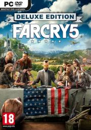 Far Cry 5 - Deluxe Edition (PC)