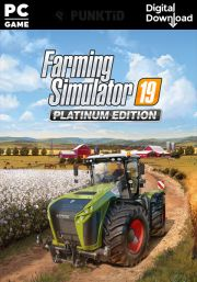 Farming Simulator 19 - Platinum Edition (PC)