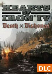 Hearts of Iron IV - Death or Dishonor DLC (PC)