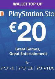 Ireland PSN 20 EUR Gift Card