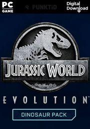 Jurassic World Evolution - Deluxe Dinosaur Pack DLC (PC)