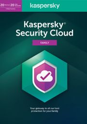 Kaspersky Security Cloud (20 Devices / 1 Year)