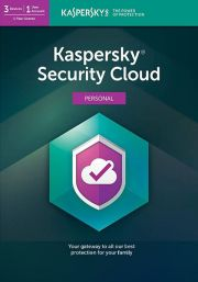 Kaspersky Security Cloud (3 Devices / 1 Year)