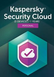 Kaspersky Security Cloud (5 Devices / 1 Year)