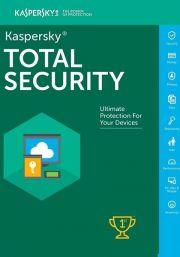 Kaspersky Total Security 2021 (1 User / 1 Year)