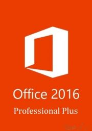 Microsoft Office 2016 Professional Plus (1 user)