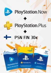 Finland PSN 3 Month Combo