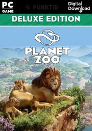 Planet Zoo - Deluxe Edition (PC)