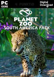 Planet Zoo - South America Pack DLC (PC)
