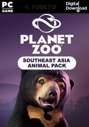 Planet Zoo - Southeast Asia Animal Pack DLC (PC)