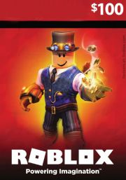 Roblox Game Card USD 100