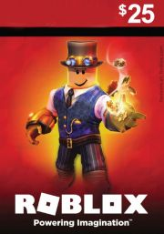 Roblox Game Card USD 25