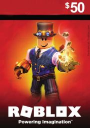 Roblox Game Card USD 50