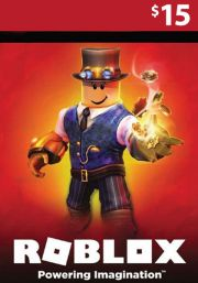 Roblox Game Card USD 15