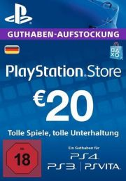 Germany PSN 20 EUR Gift Card