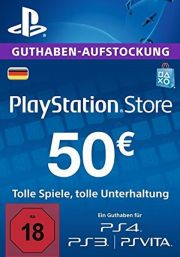 Germany PSN 50 EUR Gift Card