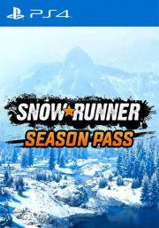 Snowrunner -  Season pass [PS4 EU]
