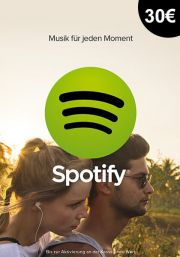 Germany Spotify 30€ Gift Card