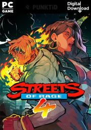 Streets of Rage 4 (PC)