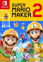 Super Mario Maker 2 - Nintendo