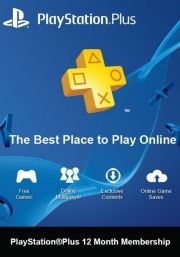 Switzerland PSN Plus 12-Month Subscription Code