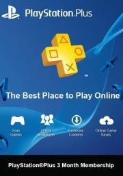 Switzerland PSN Plus 3-Month Subscription Code