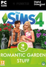 The Sims 4 - Romantic Garden Stuff DLC (PC/MAC)