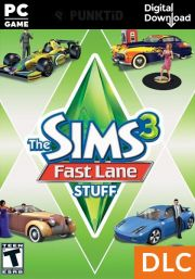 The Sims 3 Fast Lane Stuff (PC/MAC)