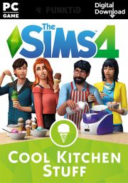 The Sims 4 - Cool Kitchen Stuff DLC (PC/MAC)