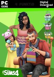 The Sims 4 - Nifty Knitting DLC (PC/MAC)