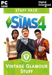 The Sims 4: Vintage Glamour Stuff (PC/MAC)