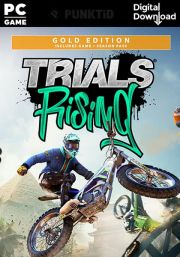 Trials Rising - Gold Edition (PC)