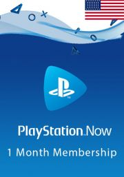 USA PlayStation Now 1-Month Subscription