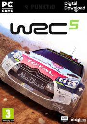 WRC 5: FIA World Rally Championship (PC)