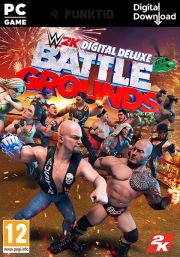 WWE 2K Battlegrounds (PC)