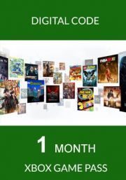 Xbox Game Pass 1 Month Membership (Xbox One)