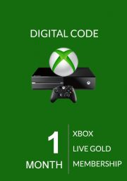 Xbox Live Gold 1 Month Membership (Global)