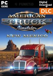 American Truck Simulator - New Mexico DLC (PC)