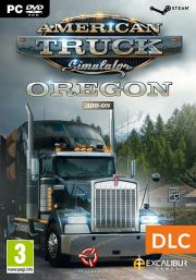 American Truck Simulator - Oregon DLC (PC)