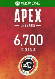 APEX Legends - 6700 Apex Coins - Xbox One