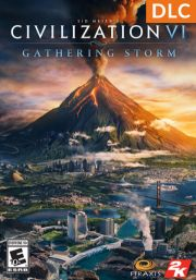 Civilization VI - Gathering Storm DLC (PC)